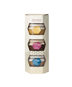 Raw honey gift pack