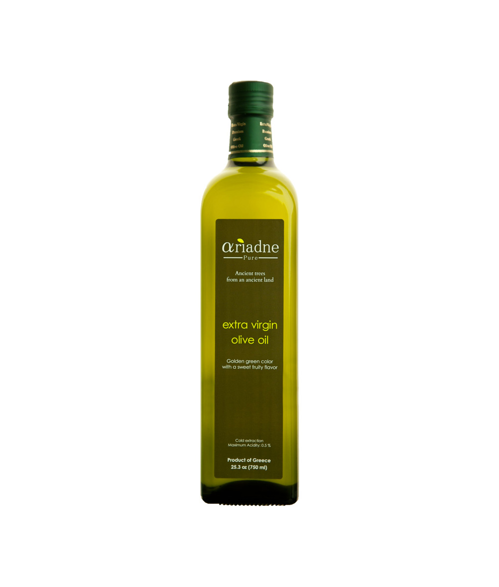 Natural Extra Virgin Olive Oil